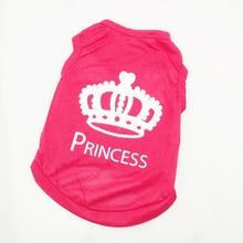 Puppy Princess Crown Shirt