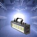 Светодиодный стробоскопический светильник 100 Вт  звук/Регулируемая скорость/автоматическое управление  светодиодный светильник  белый  ди...