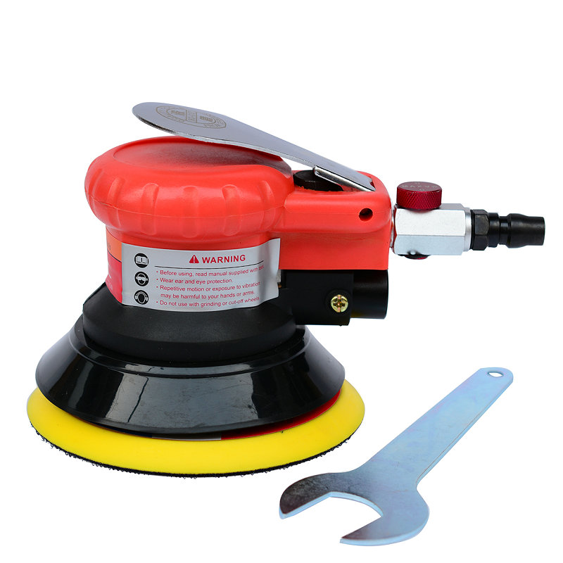 Фотография 125mm Pneumatic Sander 5 Pod? Just Don?? This Sandpaper Grinding Machine Bd-0127 Machine.