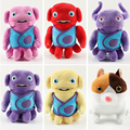 New 2016 Dreamworks Movie HOME OH Boov Alien Stuffed Plush Doll Toys 1pcs 20cm Captain Figure Toys Cartoon HOME Plush In stock