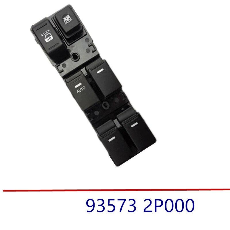 Drivers side left master window Glass lifting control switch for kia Sorento 2009 2014 935732P000 93573