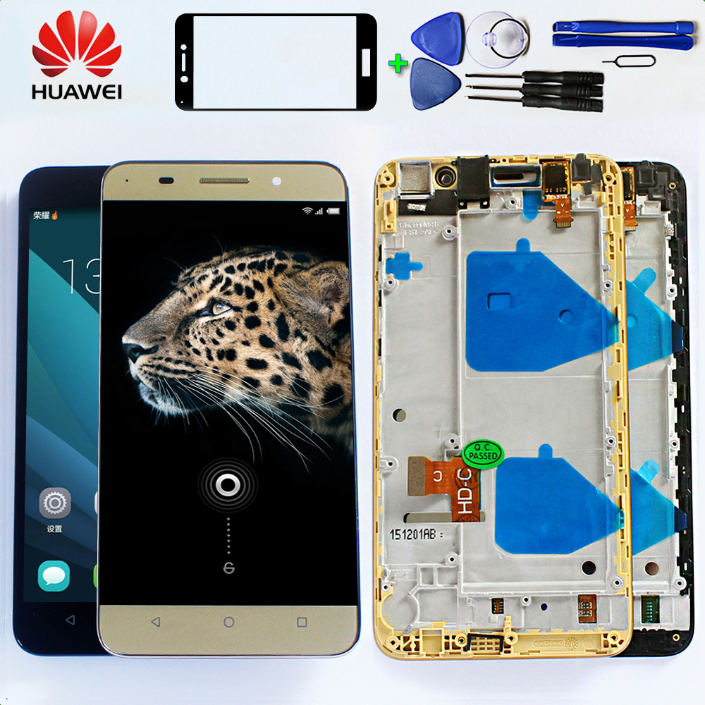 100  Original Lcd Display For Huawei Honor 4x Touch Screen