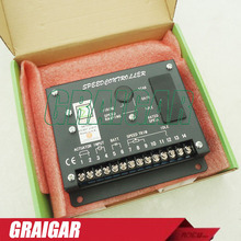 Speed Governor Controller S6700E Generator Speed Controller