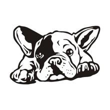 Bulldog Dog Wall Sticker