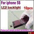 10 шт. Для iphone 5s Подсветка ЖК-Дисплея Подсветка Универсальный части, Пригодный для iphone 5gs ЖК ремонта seperation