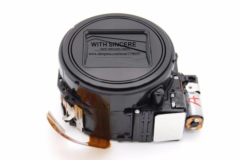 Nouveau appareil photo numérique hx50 pièces de réparation DSC HX50 ZOOM pour Sony cyber shot HX50 objectif HX50V objectif sans unité CCD (noir)-in Écran Protecteurs from Electronique    1