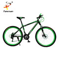 Hot TASMAN 4Colors Men Women mountain bike 21 speed Gear shift 26 Inch Double Disc Brakes Bicycle Road Cycling Riding