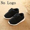 2016 Novo 1 a 3 anos de idade do bebê sapatos de fundo suave sapatos da criança recém-nascidos primeiros caminhantes sapatos de esportes da menina do menino crianças casuais sapatos