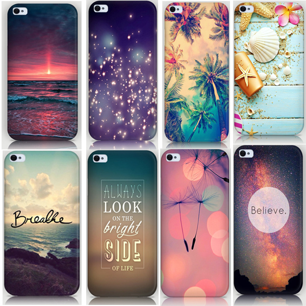 separation shoes 7fb90 c41f8 US $1.98 |For Iphone 5c Scenery Print Phone Bags & Cases Accessories Brand  New Arrive Capas Para Back Cover Fundas Coque Cell Phone Case on ...