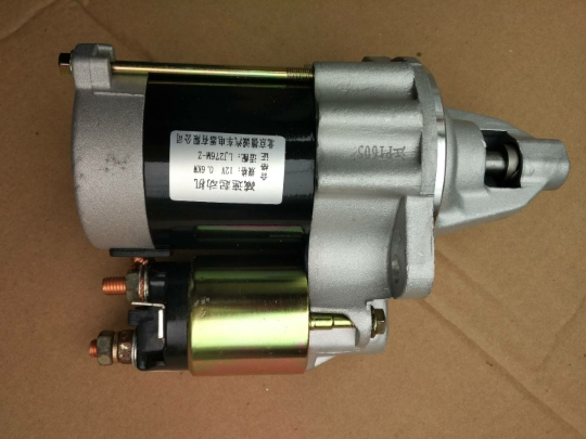 цены the starter motor engine LJ276MT-2/LJ368Q, part number: