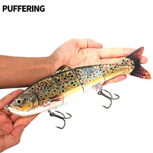 25cm Fishing Lures Sinking Wobblers Multi Jointed Swimbait Pike Lure Hard Baits Fishing Tackle for Bass Trout Pesca Isca Carp slow sinking jerkbaits go 011 fishing lures fishing wobblers isca artificial hard bait bass pike lures carp peche leurre pesca