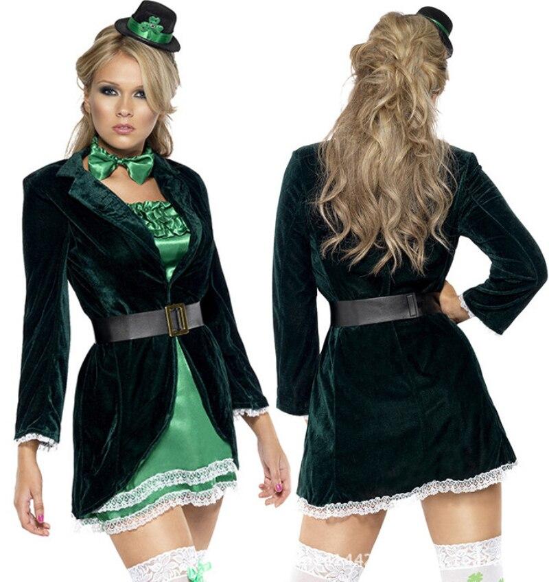 Leprechaun Halloween Costume Promotion-Shop for Promotional ...