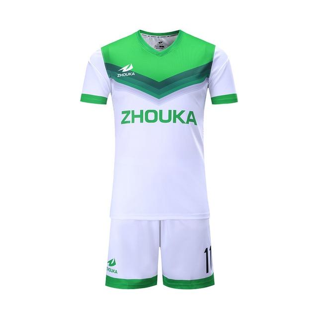 Camisetas de fútbol del mundo de 2019 adultos y niños camisetas de fútbol  en blanco traje 870f290c4dca7