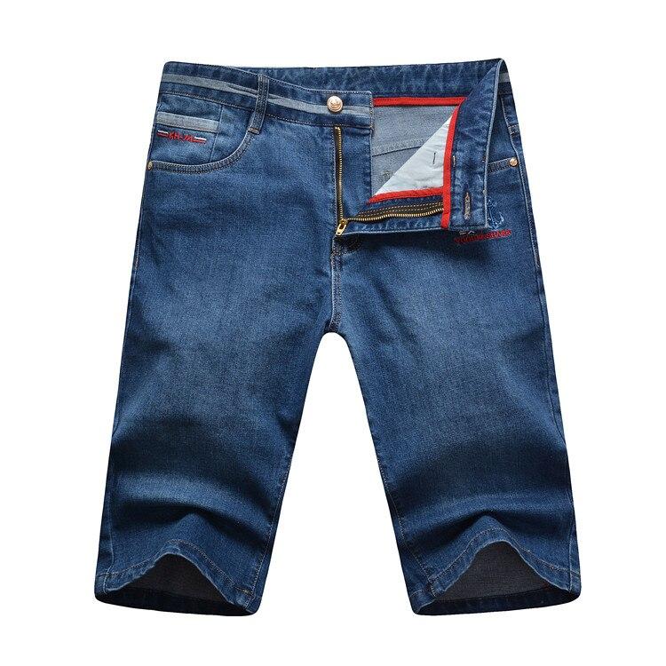 ФОТО Shorts men's clothing pants male knee-length pants shorts fashion embroidery comfortable summer pants jeans