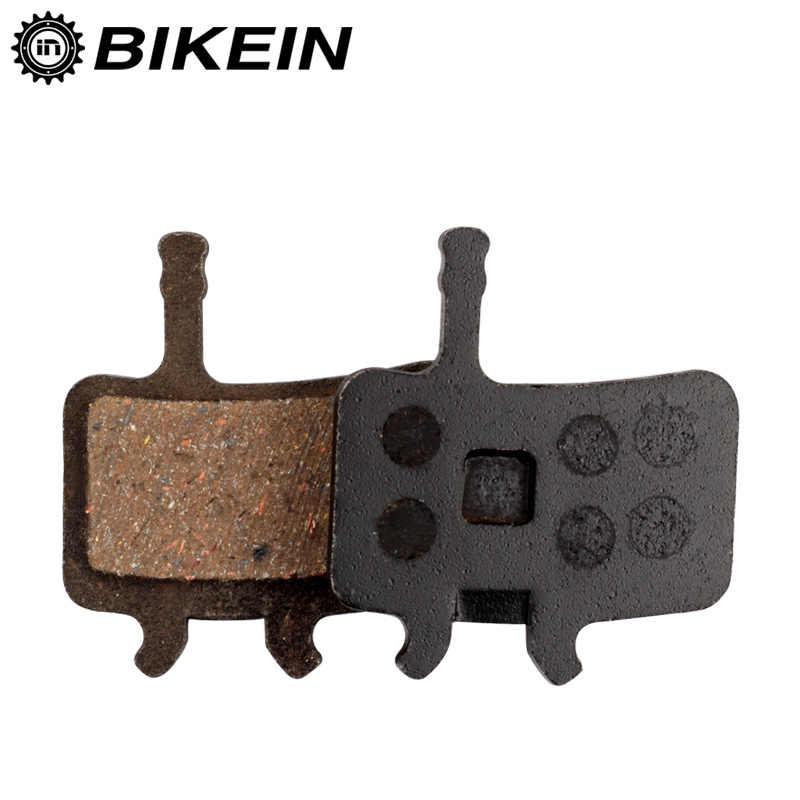 Pastillas de freno BIKEIN para bicicleta de montaña, semimetálicas, para Sram Avid BB7 Juicy 3/5/7, semimetálicas, 1 par
