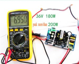 Image 3 - AC ממיר 110v 220v כדי DC 36V מקסימום 6.5A 100W מוסדר שנאי LED נהג אספקת חשמל מטען