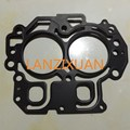 Free shipping parts for Yamaha Hidea outboard motor 4 stroke 15 HP F15 cylinder gasket