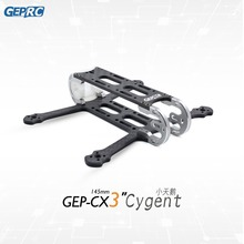GEPRC GEP-CX2 Cygnet 115mm 2 Inch /GEP-CX3 Cygnet 145mm 3 Inch Carbon fiber frame For DIY FPV RC Drone