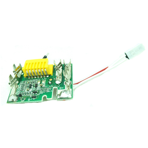 Image 4 - PCB המעגלים להחליף עבור מקיטה 18V BL1830 BL1845 BL1860 BL1815 LXT400 3.0Ah 6A ליתיום סוללה טעינת הגנה שבב