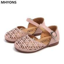 d9e56575d29 MHYONS 2019 niñas sandalias de verano de bebé niña niño niños zapatos con  dulce princesa suave niños zapatos de playa negro Beig.