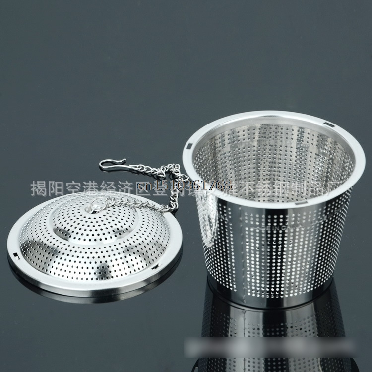 New 304 Stainless Steel Practical Tea Ball Strainer Mesh Infuser Filter Herbal #Y05# #C05# 2016 new dragon ball 250g selenium enriching special grade cui feng green tea ziyang county ankang city fresh slimming tea