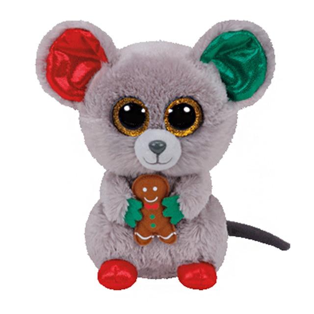 d522082335a Ty Vaias Gorro Mac Rato de Brinquedo de Pelúcia Bicho de pelúcia Boneca de  Presente de