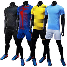 17/18 new Football jerseys Adults & children Short Sleeve Soccer Jerseys & shorts Tracksuit Soccer set Training Suit Sportswear