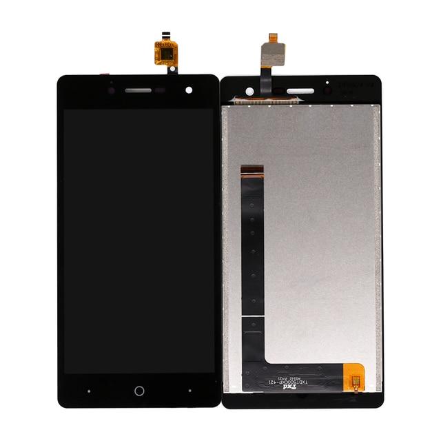 """5.0 """"עבור zte להב L7 A320 LCD תצוגת מסך מגע digitizer הרכבה אביזרי החלפת לzte להב L7 A320 ערכת תיקון"""