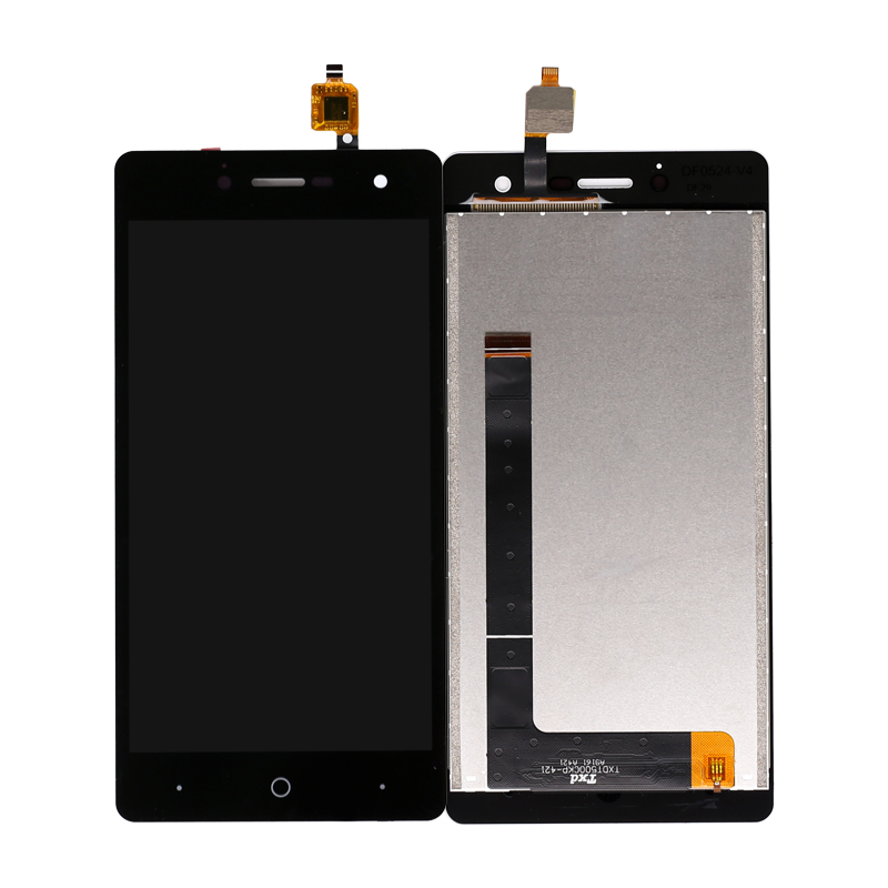 "For zte blade L7 A320 LCD monitor 100% test work 5"" mobile phone screen mobile phone accessories and tablet sensor-in Mobile Phone LCD Screens from Cellphones & Telecommunications"