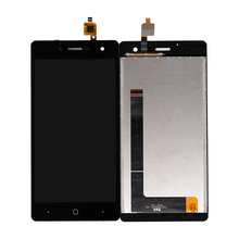 For zte blade L7 A320 LCD monitor 100% test work 5 mobile phone screen accessories and tablet sensor