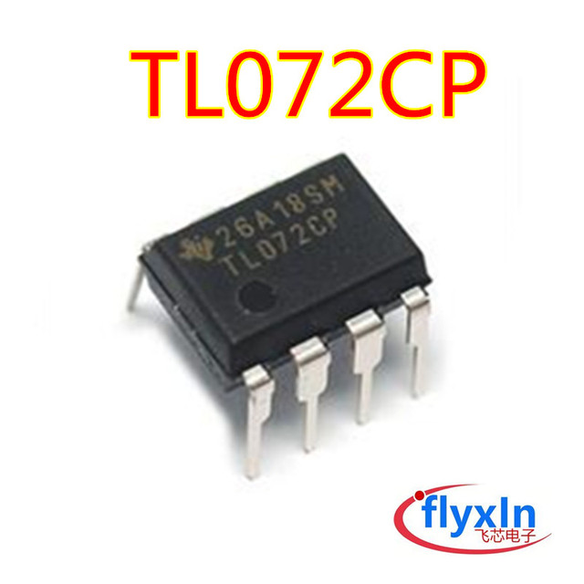 Ic Free Shipping >> 10pcs Lot Tl072cp Dip8 Tl072 Dip New Ic Free Shipping In Replacement