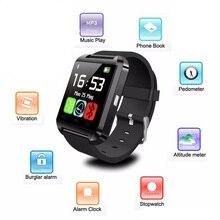 Bluetooth Smart Uhr U8 Für Huawei Ehre P7 P9 P8 für Samsung Galaxy S7 Rand note7 android-handys SmartWatch für LG G4 G5