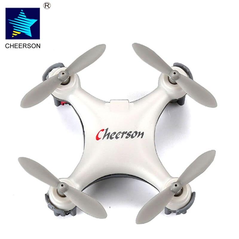 Cheerson CX-10SE Mini Dron Quad Copter Poche Drone Profissional Hélicoptère Télécommande Jouets RC Jouet NaNo Quadcopter RTF VS X5