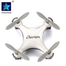 Cheerson CX 10SE Mini Dron Quad Copter Pocket font b Drone b font Remote Control Kid