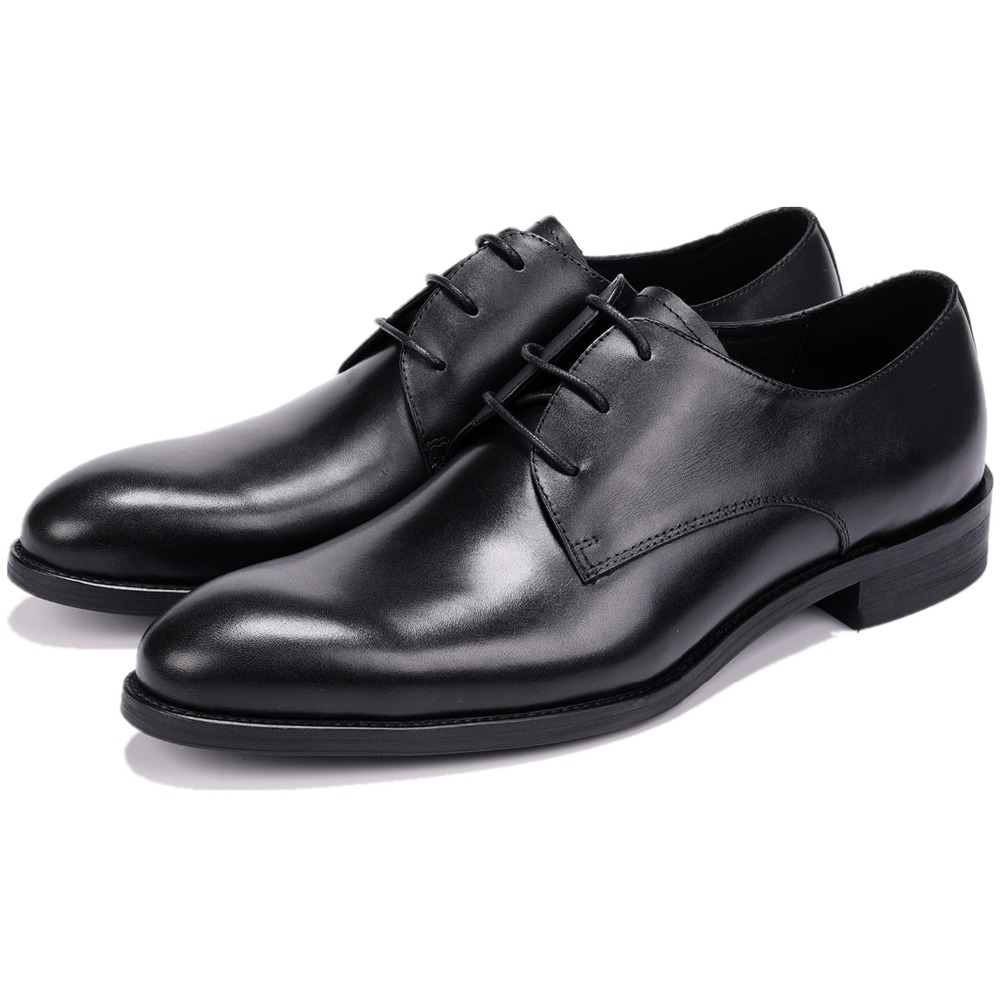 Office Shoes Mens Dress Shoes Genuine Leather Derby Business Shoes Male Formal Wedding Groom ShoesOffice Shoes Mens Dress Shoes Genuine Leather Derby Business Shoes Male Formal Wedding Groom Shoes