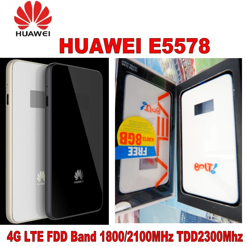 Здесь продается  lot of 10pcs Huawei E5578 LTE Mobile WiFi Modem Router 4G LTE FDD 1800/2100Mhz TDD 2300Mhz  Компьютер & сеть