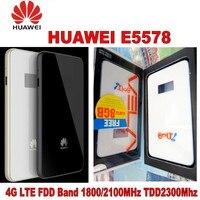 lot of 10pcs Huawei E5578 LTE Mobile WiFi Modem Router 4G LTE FDD 1800/2100Mhz TDD 2300Mhz