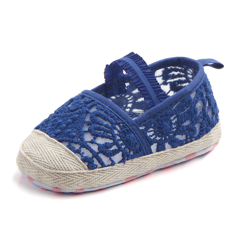 Baby First Walkers Baby Shoes Cute Non-slip Soft Bottom Toddler Shoes for Baby Girls