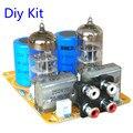 Atualizado Amplificador Valvulado SRPP Preamp PreAmplifier 6N3 Tubo De Vácuo Kits Placa Diy Apto para 5670