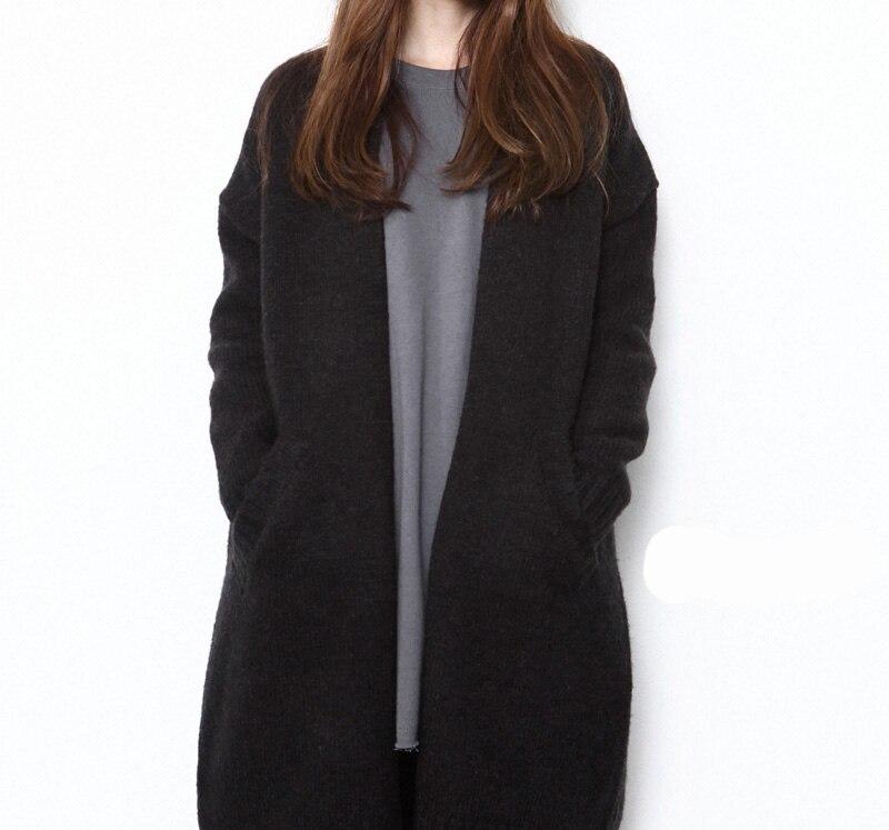 Black Free Shipping Cardigan Women Plus Size Sweater Women Poncho ...