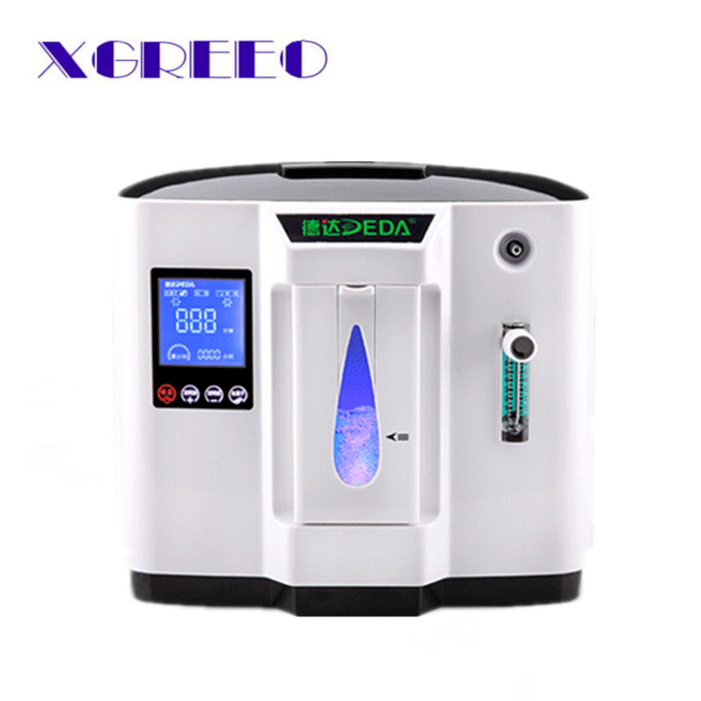 OXYGEN BAR 0L-6L 30%-90% purity MINI PORTABLE OXYGEN CONCENTRATOR GENERATOR HOME/TRAVEL OXYGEN MAKING MACHINE medical oxygen concentrator for respiratory diseases 110v 220v oxygen generator copd oxygen supplying machine