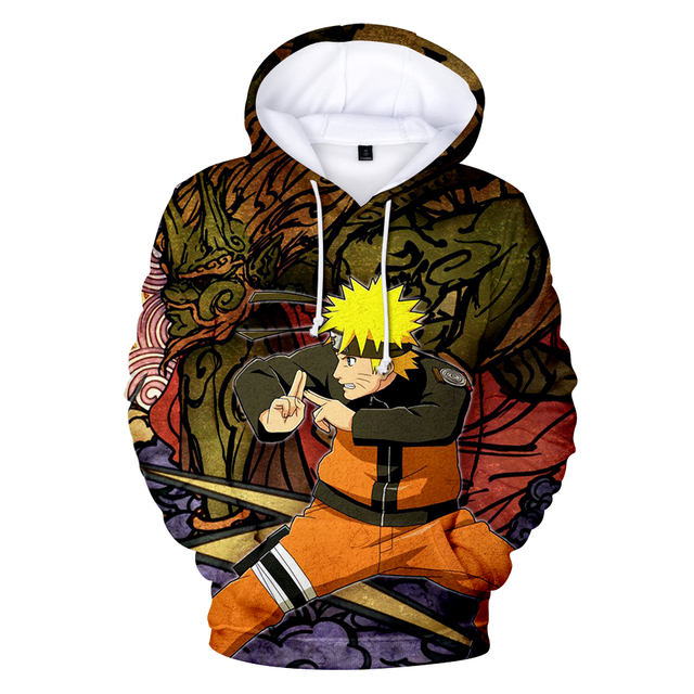 Naruto 3D Hoodies Men/Women