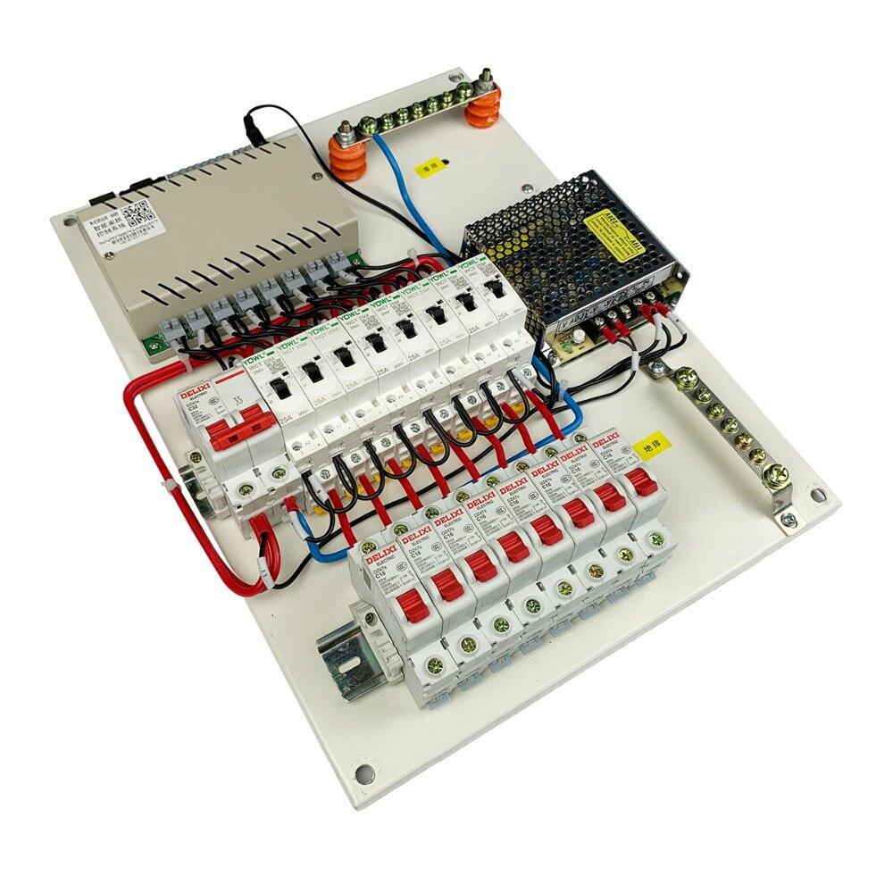 Smart Home, Casa Intelligente Automazione Sistema di Rete di Controllo del Modulo Interruttore di Accensione A Distanza TCP IP di Controllo del Relè Ethernet Scheda Principale Senza Scatola
