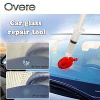 Overe 1 Набор ремонтных комплектов для автомобильного стекла инструмент для восстановления трещин на окна автомобиля для BMW E60 E36 E46 E90 E39 E30 F30 F10 ...