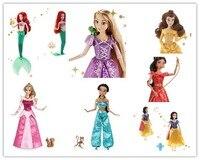 12'' original rapunzel doll new fashion Doll Twilight sparkle+Rainbow dash+Rarity+Fluttershy baby doll bjd doll for girl winx