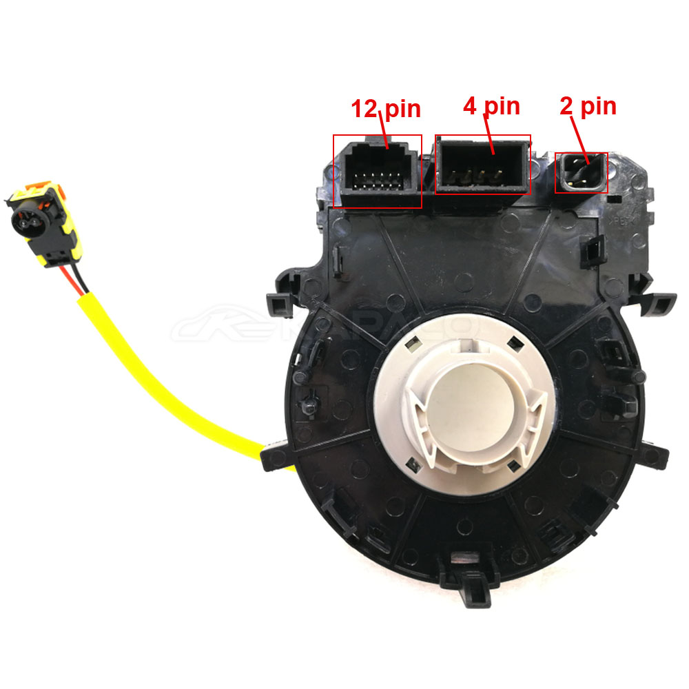 Image 3 - 93490 2K310 Contact slip ring with Auto Cruise Control & Heated For 2012+ Kia Soul, 2010 2015 Hyundai Tucson IX35 93490 3R311-in Coils, Modules & Pick-Ups from Automobiles & Motorcycles