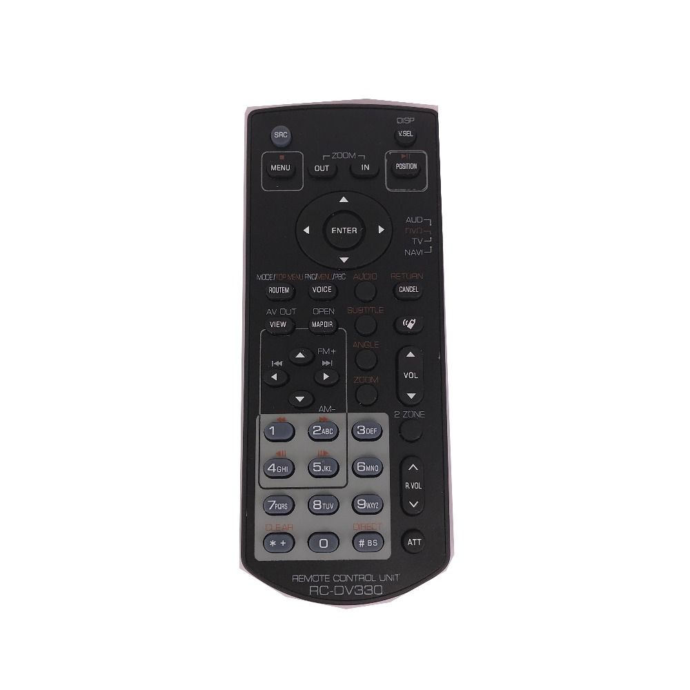 Hot NEW Replacement Remote Control RC-DV330 for KENWOOD Dnx Ddx Models Dvd Nav Models In Car DDX8019 DDX8022BT DDX8024BT DDX8029 2016 new rc remote control car charging