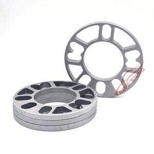 Image 5 - Espaciador de rueda de coche de 4 y 5 terminales, placa de cuñas, 4x100, 4x114,3, 5x100, 5x108, 5x114,3, 5x120, 3mm, 5mm, 8mm y 10mm, lote de 4 unidades