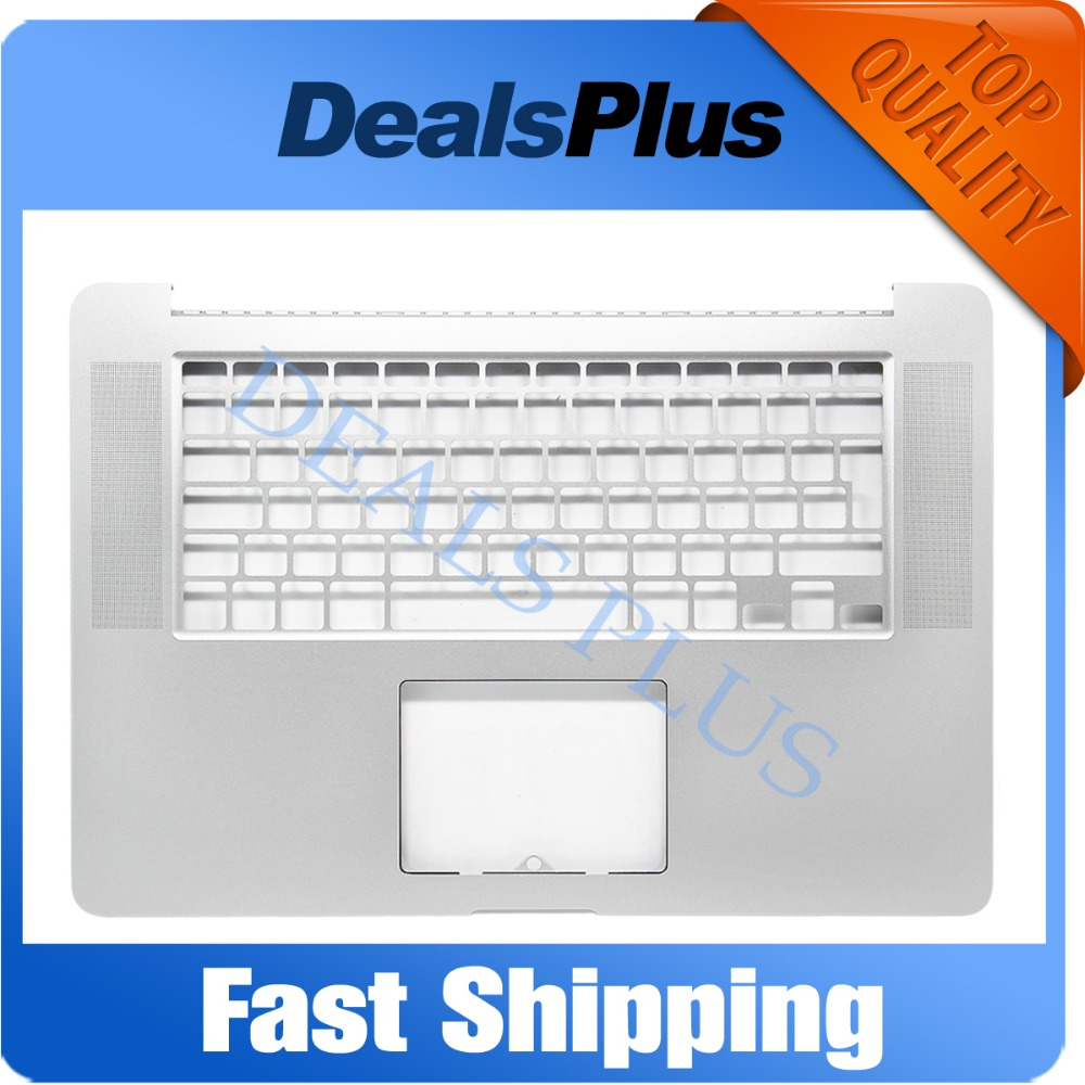 Replacement New For Macbook Pro 15  A1398 2012 Top Case Topcase Palmrest UK Standard Laptop Cases No Keyboard No TouchpadReplacement New For Macbook Pro 15  A1398 2012 Top Case Topcase Palmrest UK Standard Laptop Cases No Keyboard No Touchpad