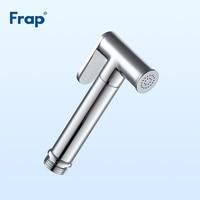Frap Toilet Bidet Faucets Handheld Shower Spray Shower Head For Wash Bathroom Toilet Shower Sprayer Bathroom Accessories F21*10
